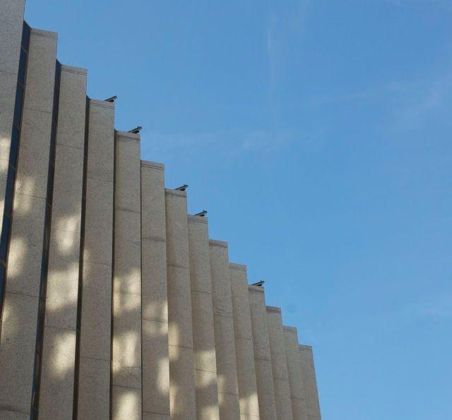 accordian wall