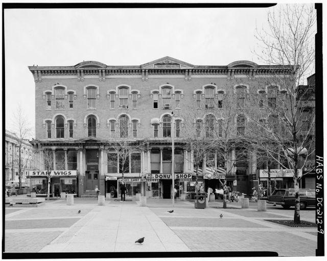 Courtesy Historic American Buildings Survey, photographer Anico Hoachlander