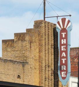 theatre sign 2