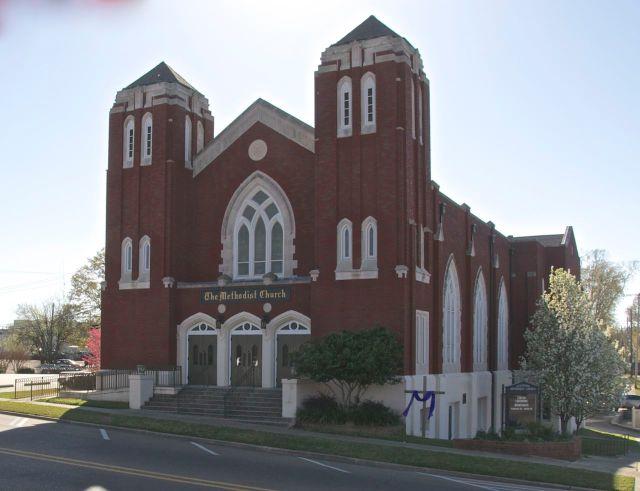 Hazlehurst Methodist Church