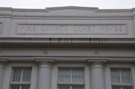 courthouse name panel