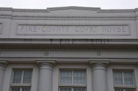 courthouse name panel