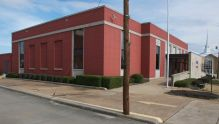 Former Magnolia, AR post office