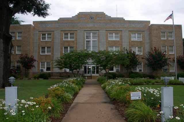 Arkansas County Courthouse