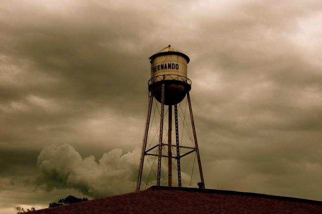 Herndando water tower 2