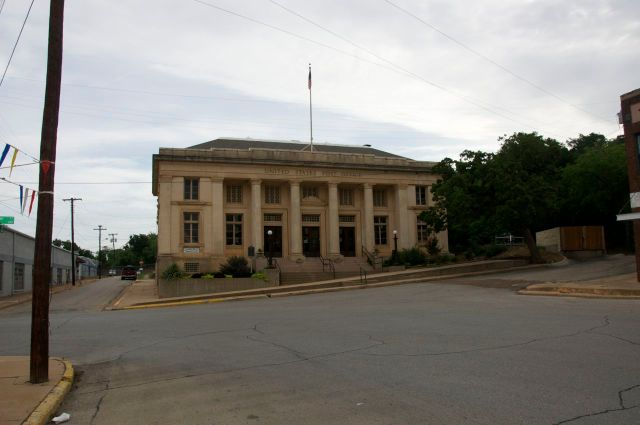 United States Post Office building, 1911-1913
