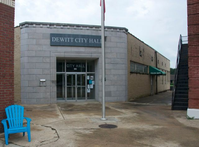 City Hall and Police Department