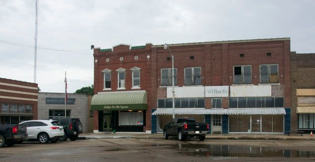 City Hall and Willard's