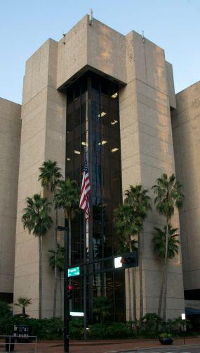 Municipal Building center tower