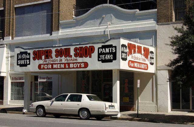 Super sould shop Clarksdale