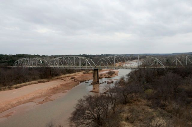 Brazos River, Young County, Texas