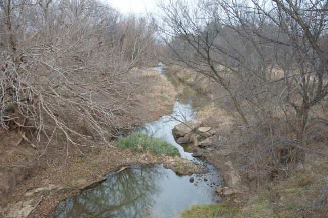 Whiskey Creek, Young County, Texas