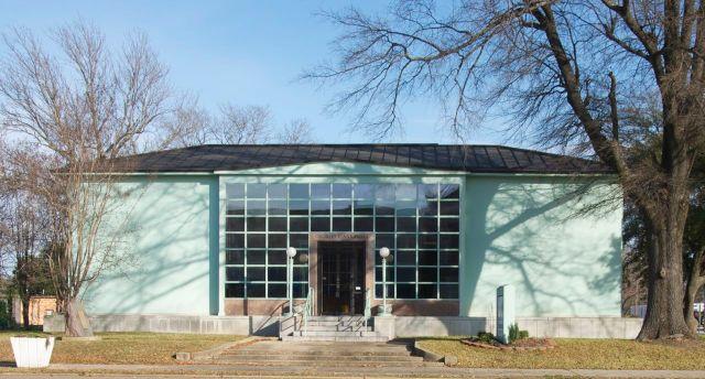 former Crossett, Arkansas post office