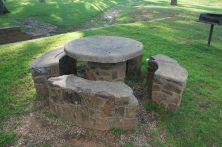 round bench 2