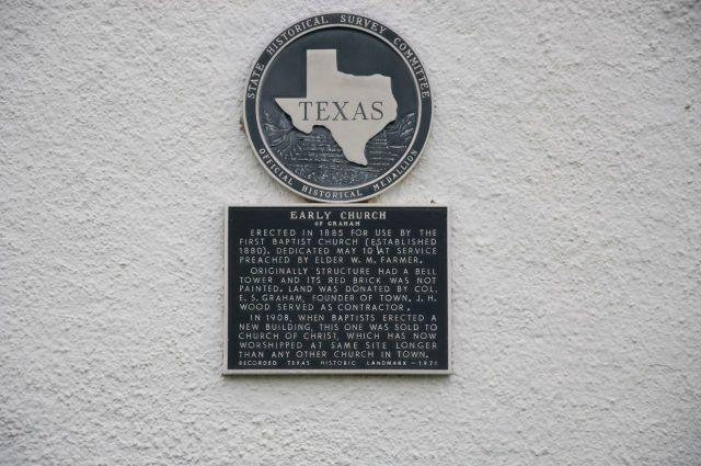 Texas Landmark