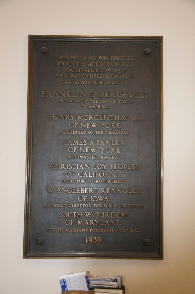 Lenoir City plaque 2
