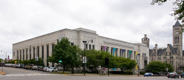 former Nashville post office