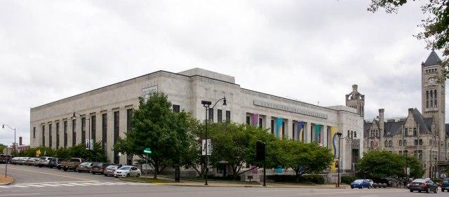 former Nashville post office