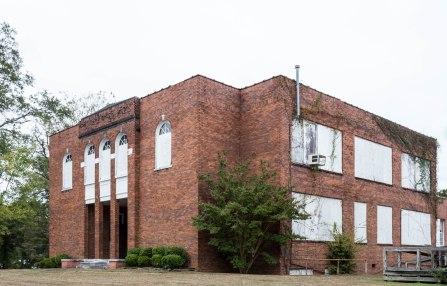 former high school