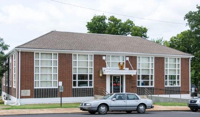 Post Office Mount Pleasant TN-2