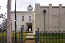 courthouse rear and rear annex