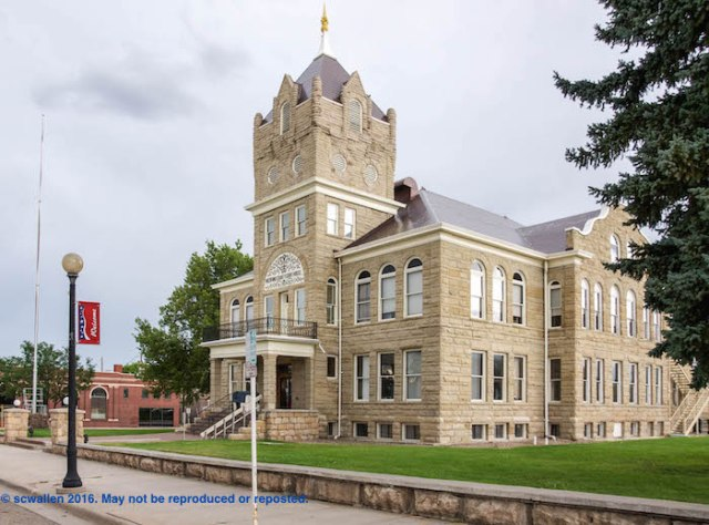 Huerfano County Courthouse 2-2