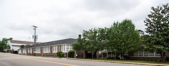 Classroom building 1