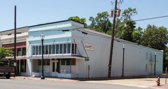Former Bradley Brothers Building