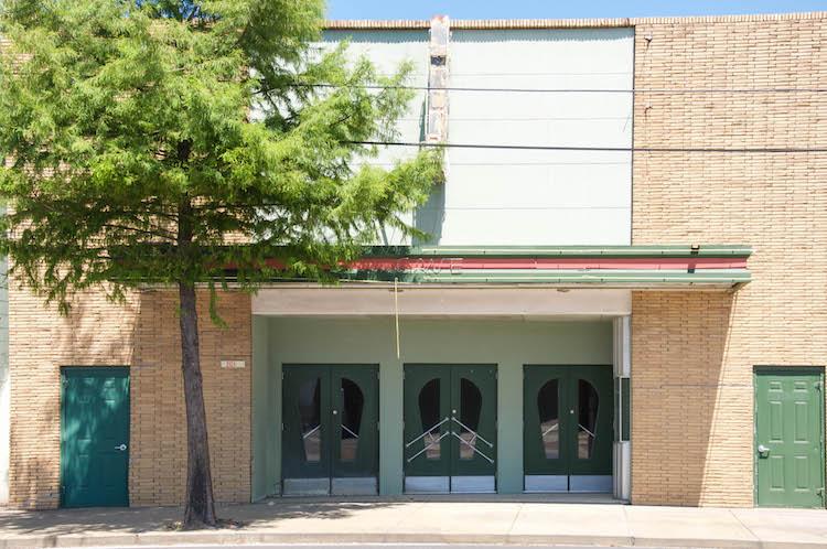 Front Elevation Theatre : Cave theatre suzassippi