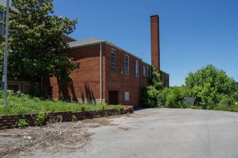 Rosemont Elementary side and rear