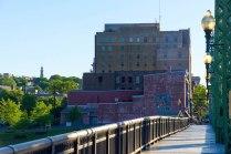 Phillipsburg to Easton pedestrian walk