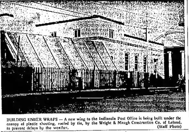 1962 renovations