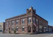 Sunflower Bank corner