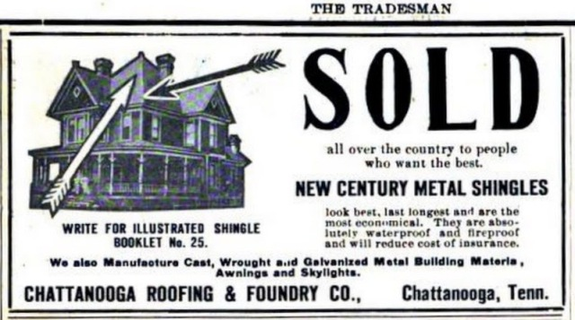 Chattanooga Roofing and Foundry Co.
