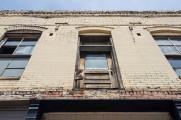Second story door