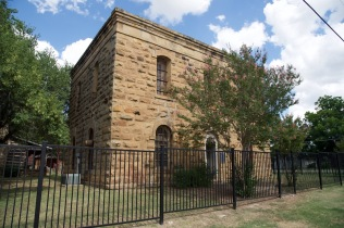 Old jail discontinued in 1941