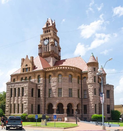 Wise County Courthouse 5