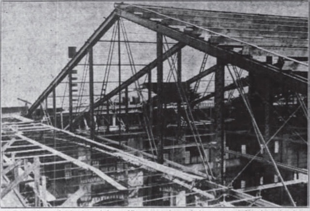 Demolition of Aud-Armory