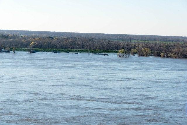 Mississippi River at Natchez 2