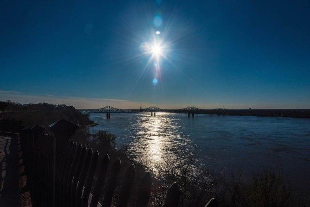 Mississippi River at Natchez 3