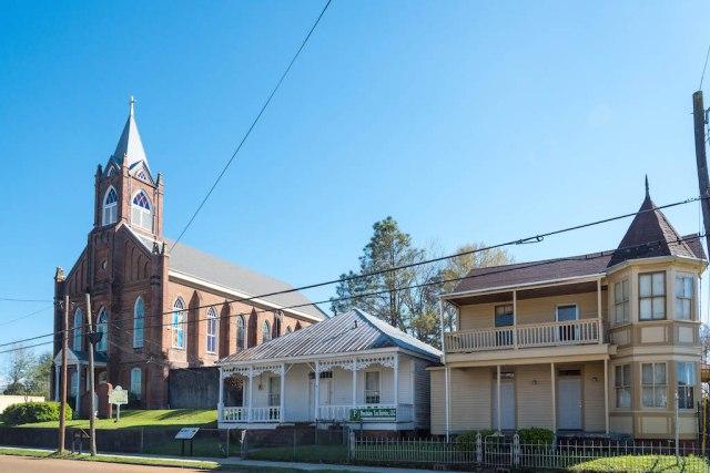 St Catherine Historic District