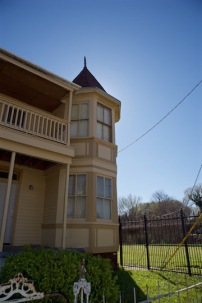 Thompson house turret