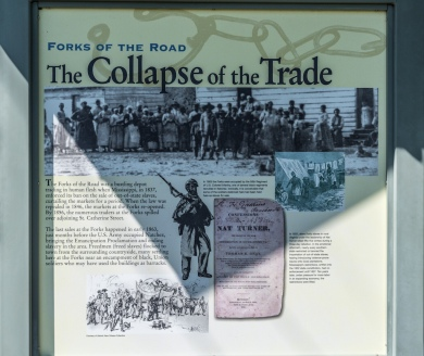 Collapse of the trade