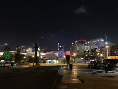 Nashville from City Winery