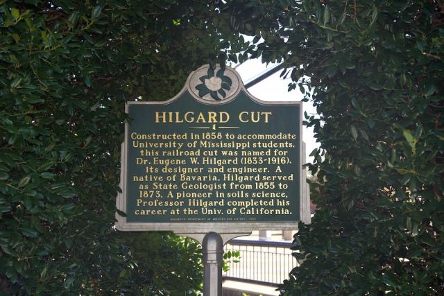 Hilgard Cut marker