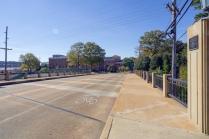 University looking toward campus