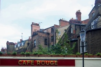 Cafe Rouge rooftop