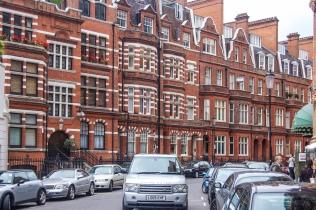 Basil Street flats