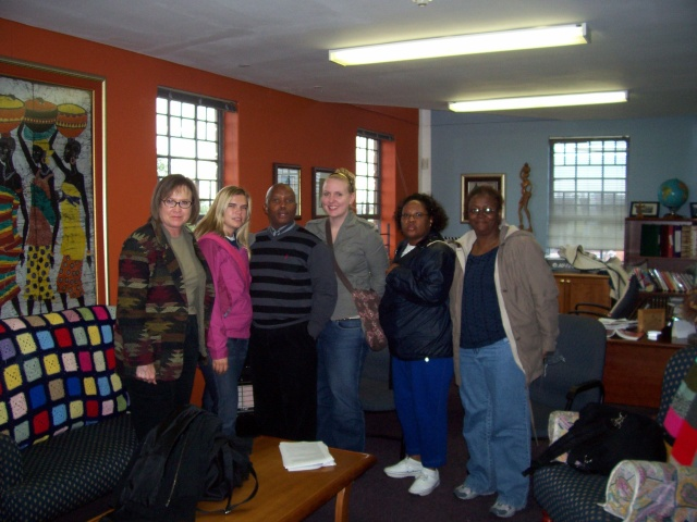 Group in Gugulethu