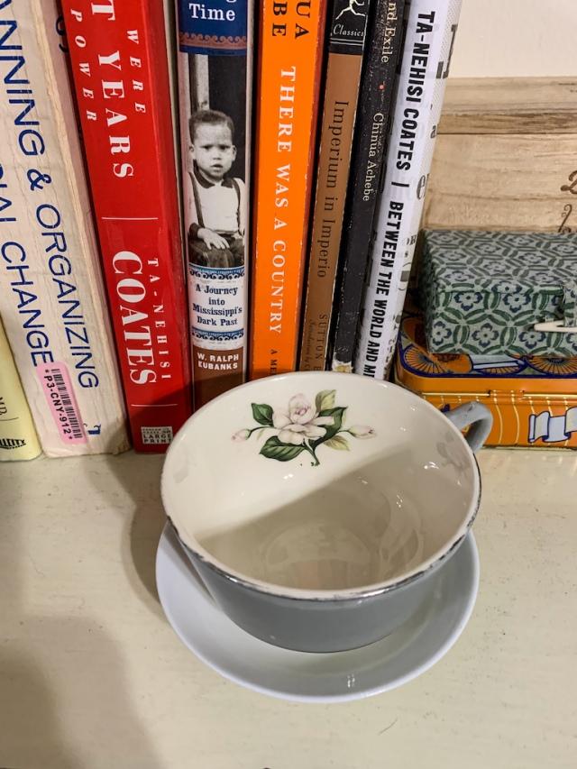 magnolia cup